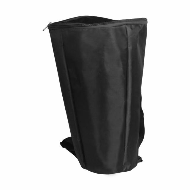 8インチDjembeバッグケースショックプルーフ防水防水アフリカンドラムショルダーバックパック