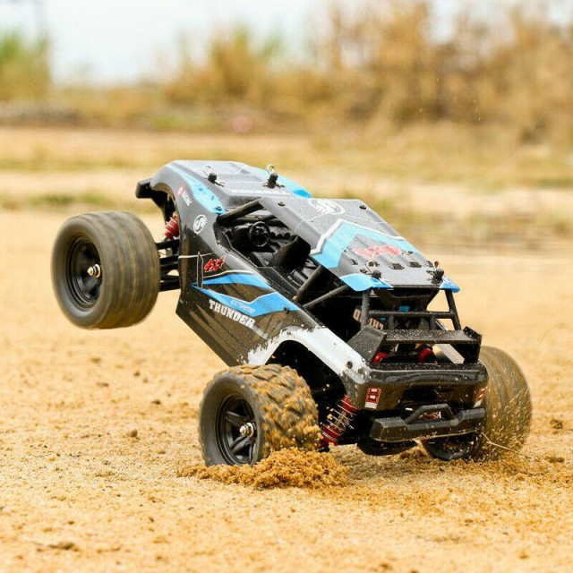 ラジコンカー HS 18311/18312 1/18 4WD ブラシレス 高速 40+KM 2.4Ghz Hビッグフット 車両モデル トラックオフロード 車両 バギー RC電子