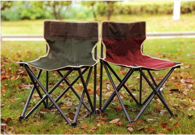 屋外ポータブル折りたたみ椅子キャンプハイキング旅行椅子シート釣りピクニックビーチチェア軽量スツール
