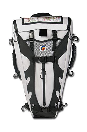 並行輸入品TcycデラックスYakCatch Cooler for製カヤックカヌー釣りAngler 32 グレイ