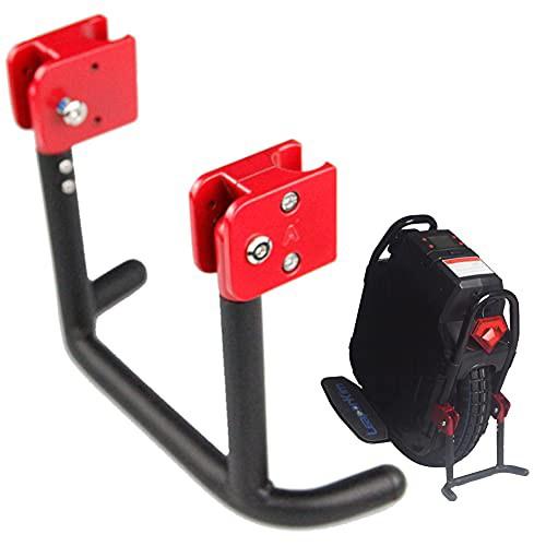 並行輸入品Green Fashion 電動 一輪車 スクーター モノヒール パーキングブラケット サポート