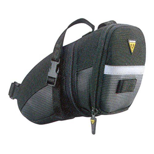 TOPEAKトピーク Aero Wedge Pack Strap Mount Lサイズ ブラック