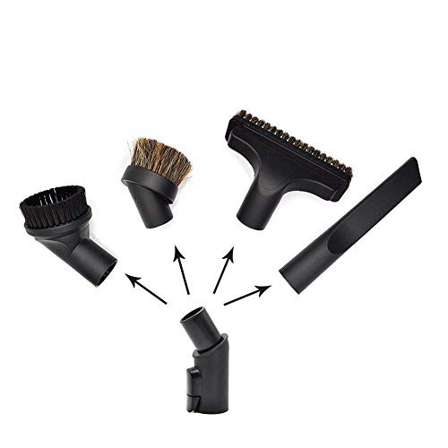 EZ SPARES Miele交換用掃除機ブラシ 馬毛ブラシキット 隙間ツールキット ミーレ パーケット ツイ