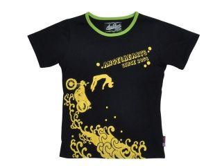 Angel Hearts AHT-312 T-Shirt カラー:ブラック サイズ:WM