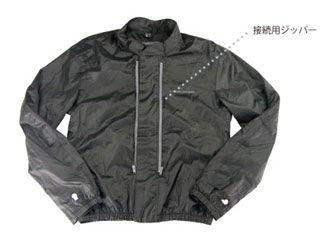 KOMINE JK-024 ウォータープルーフ ライニングジャケット(ブラック) サイズ:WM