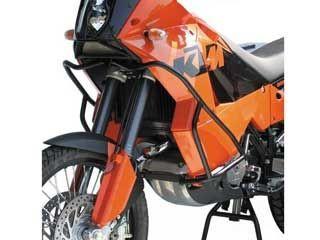 SW-MOTECH KTM LC8 Adventure 950 クラッシュバー ブラック