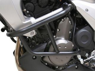 SW-MOTECH KAWASAKI VERSYS用 クラッシュバー ブラック
