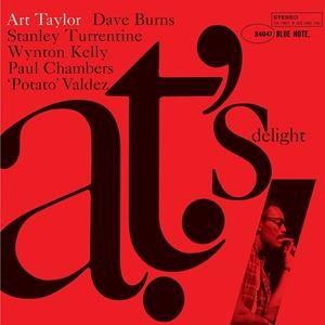 輸入盤 ART TAYLOR / A.T.'S DELIGHT (LTD) [LP]