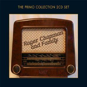 輸入盤 ROGER CHAPMAN & FAMILY / ROGER CHAPMAN & FAMILY [2CD]