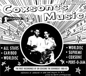 輸入盤 VARIOUS / COXSONE'S MUSIC [3CD]