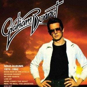 [送料無料] グラハム・ボネット / ソロ・アルバムズ 1974-1992(輸入盤) [CD]