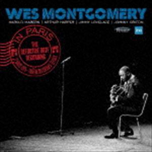 ウェス・モンゴメリー(g) / イン・パリ ザ・ディフィニティヴ・ORTF・レコーディング(直輸入盤) [CD]