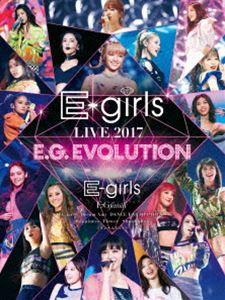 E-girls LIVE 2017 〜E.G.EVOLUTION〜 [Blu-ray]