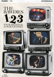 THE BAWDIES/1-2-3 TOUR 2013 FINAL at 大阪城ホール【Blu-ray初回限定盤】 [Blu-ray]
