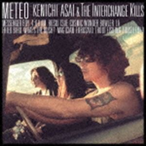 浅井健一&THE INTERCHANGE KILLS / METEO [CD]