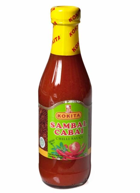 サンバル チャベ Sambal Cabai インドネシア チリ ソース 【Kokita】 / インドネシア料理 バリ Kokita(コキタ) ナシゴレン 食品 食材