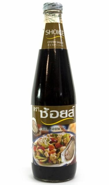 オイスターソース Lサイズ 830g / SHOICE(ショイス) 生春巻き パッタイ タイ料理 アジアン食品 エスニック食材