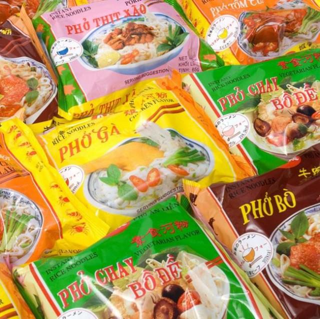 ベトナム フォー 【A One】 インスタント 麺(袋) 5個セット / ベトナム料理 インスタント麺 ベトナム食品 ベトナム食材 アジアン食品
