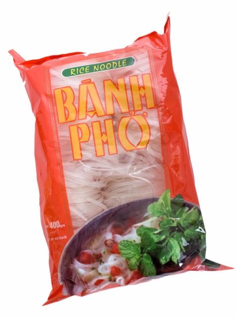 フォー (ライスヌードル) 赤袋 ポーション タイプ Pho 【AODAI】 / ベトナム料理 AODAI(アオザイ) ベトナム食品 ベトナム食材 アジアン